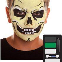 Set Maquillaje Esqueleto