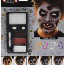 Set Maquillaje Zombi
