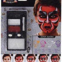 Set Maquillaje Demonio