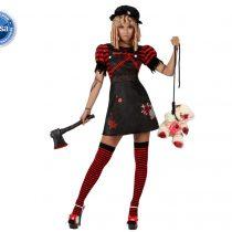 Disfraz Muñeca Siniestra para mujer