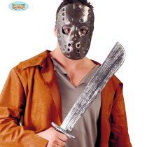 Máscara con Machete