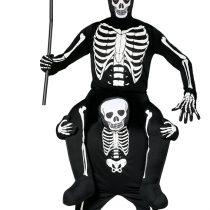 Disfraz Esqueleto para hombre