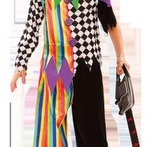 Disfraz Payaso Diabólico