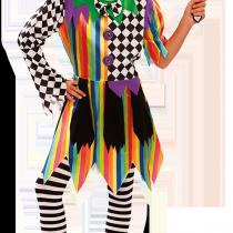 Disfraz Payasa Diabólica