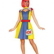 Disfraz Chica POP para mujer