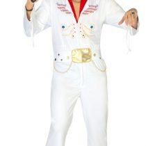Disfraz Rey del Rock