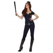 Disfraz Chica Policia