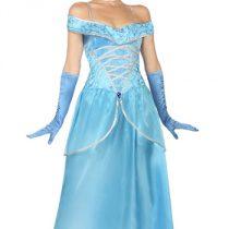 Disfraz Princesa Azul
