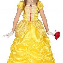 Disfraz Princesa Amarilla Bella