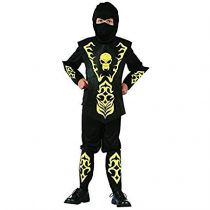 Disfraz Ninja Calavera