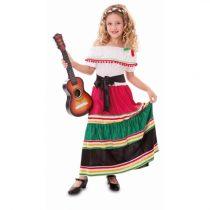 Disfraz Mejicana