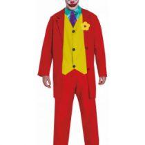 Disfraz Joker rojo