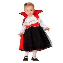 Disfraz vampira