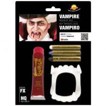 Set Maquillaje Vampiro