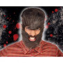 Pelo Facial con Barba